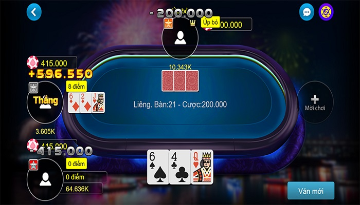 game bai lieng online doi thuong