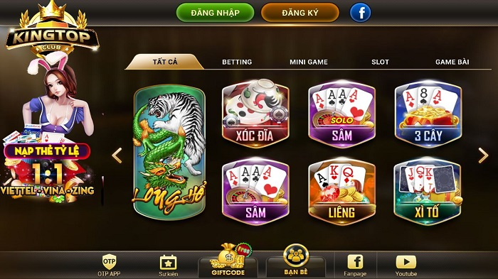 game bai doi thuong kingtop club
