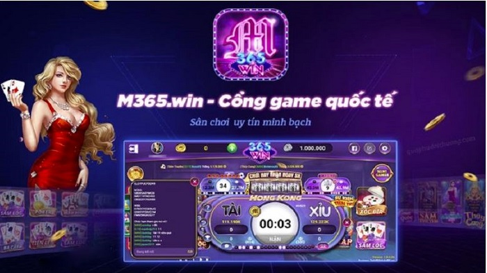 game bai doi thuong m365 win