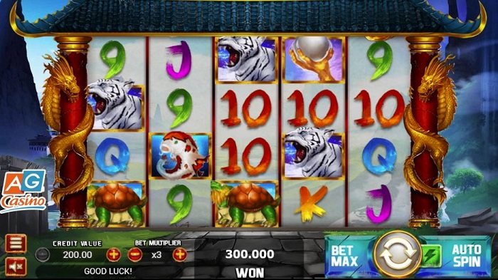 cach choi slot game
