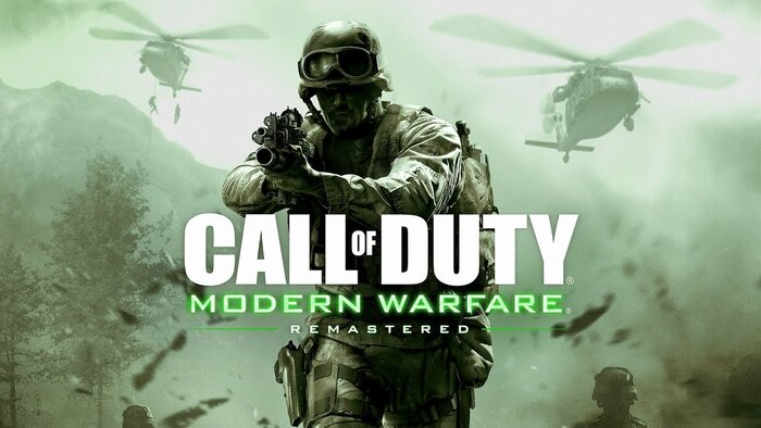 Call Of Duty 4 Modern Warfare Full
